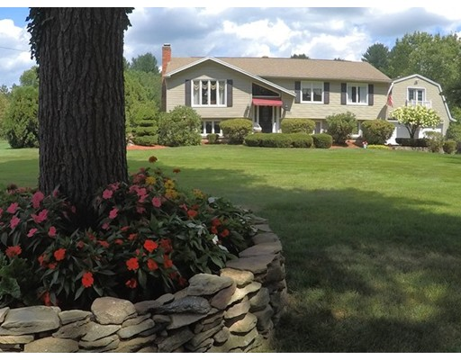 Single Family Home for Sale at 530 Lyon Street Ludlow, Massachusetts 01056 United States
