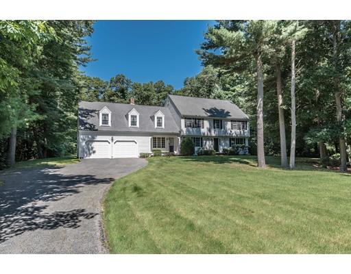 Casa Unifamiliar por un Venta en 40 Grange Park Bridgewater, Massachusetts 02324 Estados Unidos