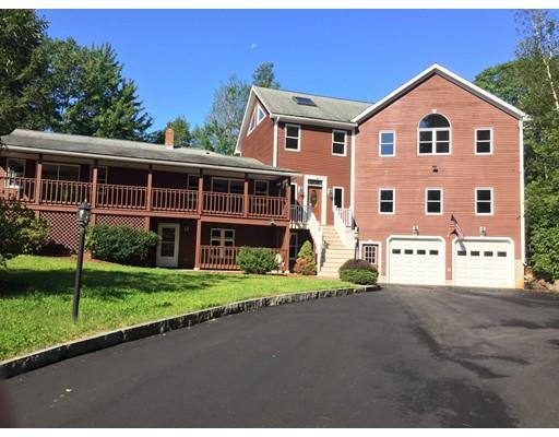 Casa Unifamiliar por un Venta en 23 Mount Jefferson Road Hubbardston, Massachusetts 01452 Estados Unidos