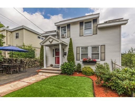 独户住宅 为 销售 在 16 Berkeley Street 梅尔罗斯, 马萨诸塞州 02176 美国