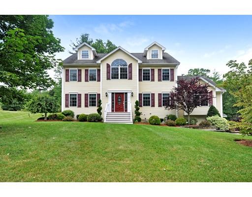 واحد منزل الأسرة للـ Sale في 1 Myers Lane Billerica, Massachusetts 01862 United States