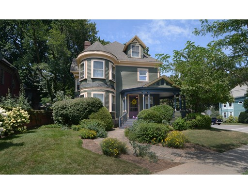 Single Family Home for Sale at 122 Church Street Watertown, Massachusetts 02472 United States