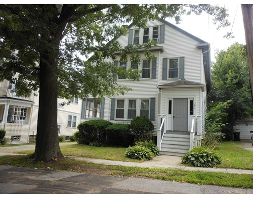 Multi-Family Home for Sale at 202 Maplewood Street Watertown, Massachusetts 02472 United States