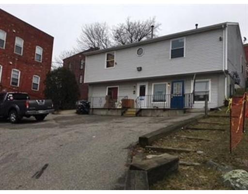 独户住宅 为 出租 在 264 Union Street Fall River, 02721 美国