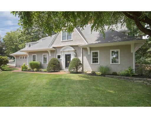 独户住宅 为 销售 在 110 Nichols Road 科哈塞特, 马萨诸塞州 02025 美国