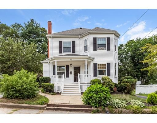 واحد منزل الأسرة للـ Sale في 33 Colby Street Haverhill, Massachusetts 01835 United States