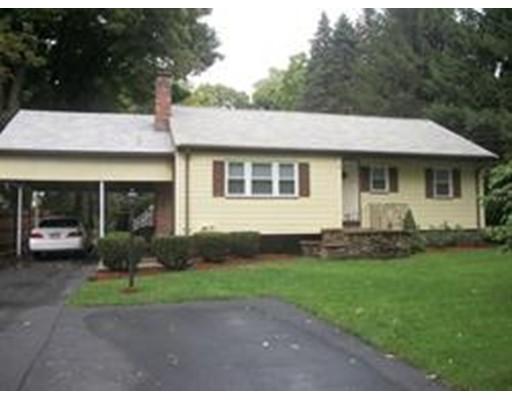 Single Family Home for Rent at 8 Burns Avenue Walpole, Massachusetts 02081 United States