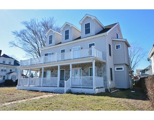Single Family Home for Sale at 433 Quincy Shore Drive 433 Quincy Shore Drive Quincy, Massachusetts 02171 United States