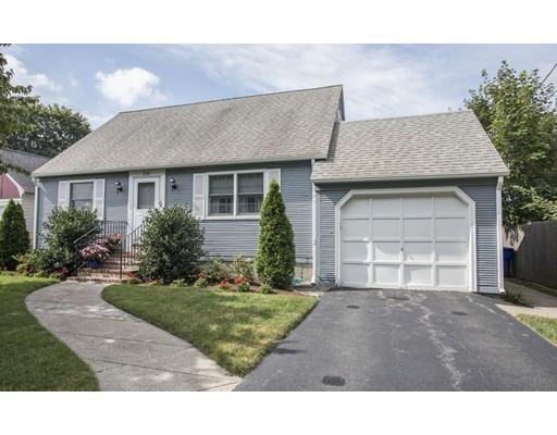 واحد منزل الأسرة للـ Sale في 226 Thatcher Street East Providence, Rhode Island 02916 United States