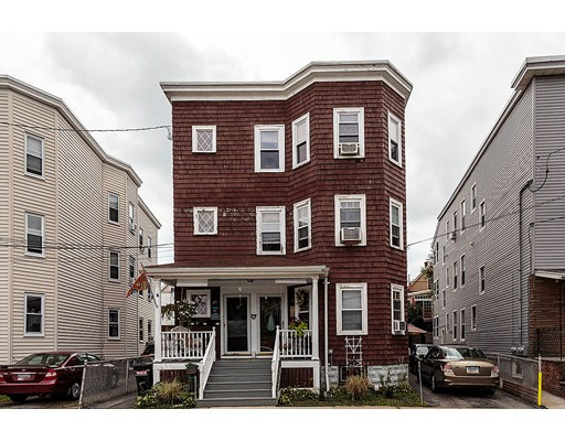 Multi-Family Home for Sale at 24 Lincoln Parkway Somerville, Massachusetts 02143 United States