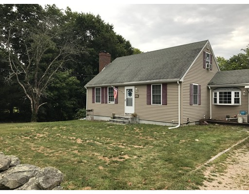 واحد منزل الأسرة للـ Sale في 1549 Williams Street Dighton, Massachusetts 02715 United States