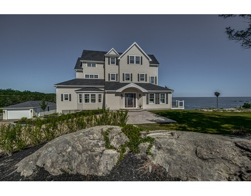 Single Family Home for Sale at 399 Atlantic Avenue Cohasset, Massachusetts 02025 United States
