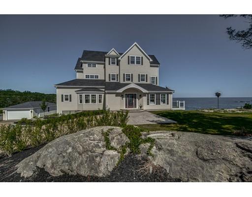 Single Family Home for Sale at 399 Atlantic Avenue 399 Atlantic Avenue Cohasset, Massachusetts 02025 United States