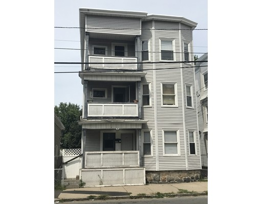 Multi-Family Home for Sale at 275 Water Street Lawrence, Massachusetts 01841 United States