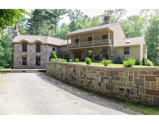 Частный односемейный дом для того Продажа на 4 Red Mill Road 4 Red Mill Road Easton, Массачусетс 02375 Соединенные Штаты