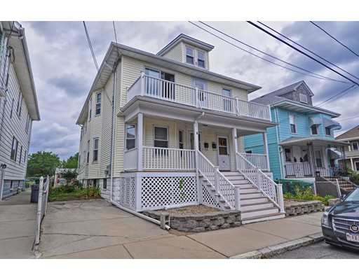 Multi-Family Home for Sale at 45 Bowdoin Street Medford, Massachusetts 02155 United States