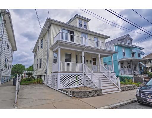 Многосемейный дом для того Продажа на 45 Bowdoin Street Medford, Массачусетс 02155 Соединенные Штаты