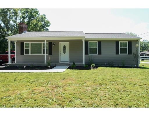 واحد منزل الأسرة للـ Sale في 148 Hathaway Road Acushnet, Massachusetts 02743 United States
