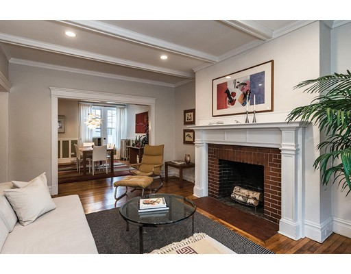 Additional photo for property listing at 77 Gibbs Street  Brookline, Massachusetts 02446 United States