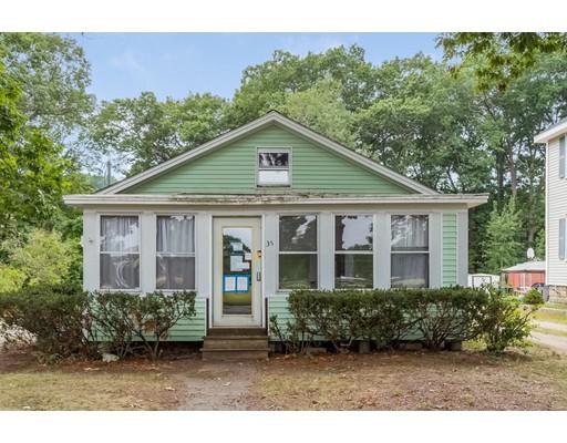 Частный односемейный дом для того Продажа на 35 Highland Street Amesbury, Массачусетс 01913 Соединенные Штаты