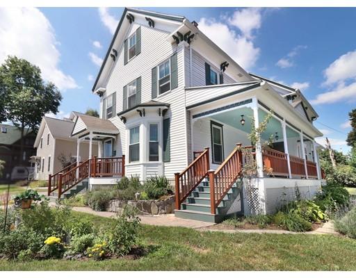 Single Family Home for Sale at 1377 River Street Boston, Massachusetts 02136 United States