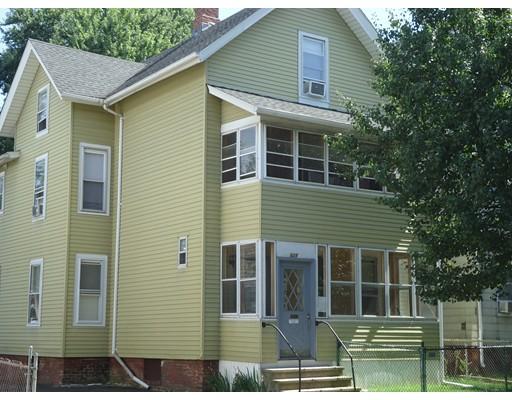 多户住宅 为 销售 在 124 Beech Street Holyoke, 马萨诸塞州 01040 美国
