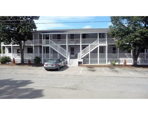 Apartamento por un Alquiler en 1 Hotel Place #7 1 Hotel Place #7 Pepperell, Massachusetts 01463 Estados Unidos