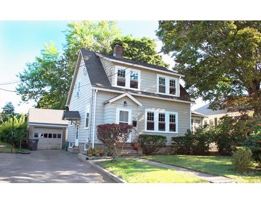 واحد منزل الأسرة للـ Sale في 344 Cedar Street Dedham, Massachusetts 02026 United States