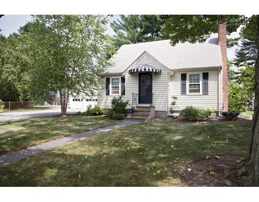 Maison unifamiliale pour l Vente à 59 Mayo Street Framingham, Massachusetts 01701 États-Unis