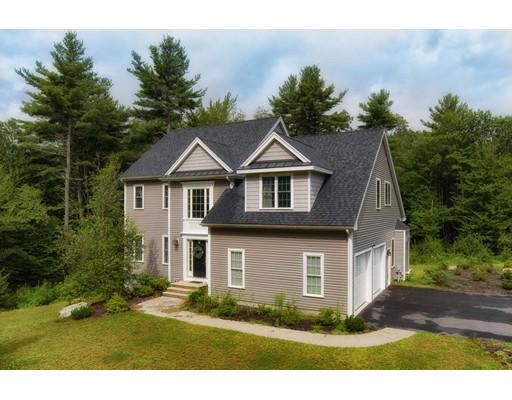 واحد منزل الأسرة للـ Sale في 134 Davis Hill Road Paxton, Massachusetts 01612 United States