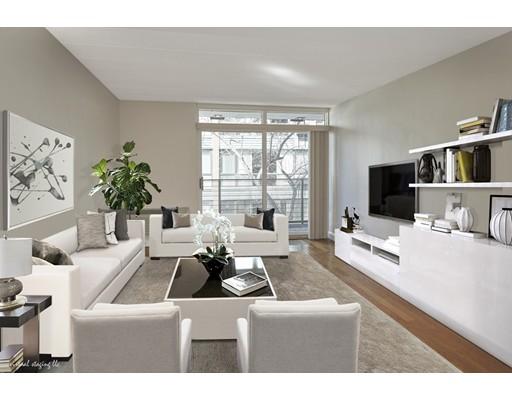 Appartement en copropriété pour l Vente à 345 Harvard Street Cambridge, Massachusetts 02138 États-Unis