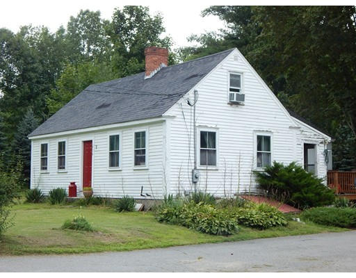 Single Family Home for Sale at 424 W Townsend Road Lunenburg, 01462 United States
