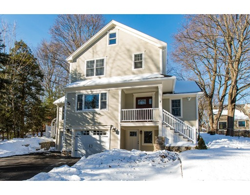Single Family Home for Sale at 8 Partridge Road Wellesley, 02481 United States