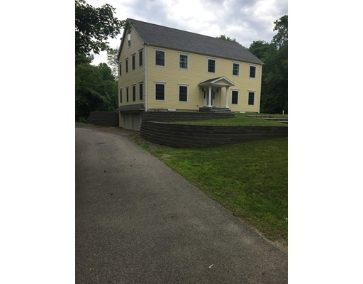 Single Family Home for Rent at 1 Chestnut Street Dover, Massachusetts 02030 United States