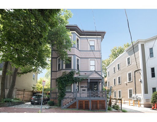متعددة للعائلات الرئيسية للـ Sale في 16 Surrey Street Cambridge, Massachusetts 02138 United States