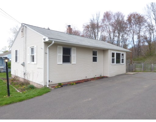 16 YALE DR, Enfield, CT 06082