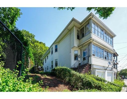 多户住宅 为 销售 在 118 Elm Street Everett, 马萨诸塞州 02149 美国