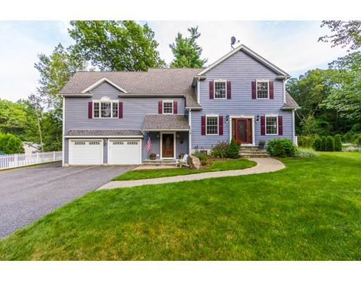 Casa Unifamiliar por un Venta en 8 Putnam Lane Holden, Massachusetts 01520 Estados Unidos
