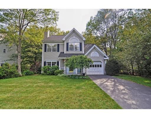 Casa Unifamiliar por un Venta en 5 Balcom Drive Foxboro, Massachusetts 02035 Estados Unidos