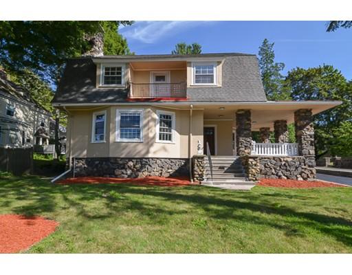 Частный односемейный дом для того Продажа на 48 Mendon Street Hopedale, Массачусетс 01747 Соединенные Штаты