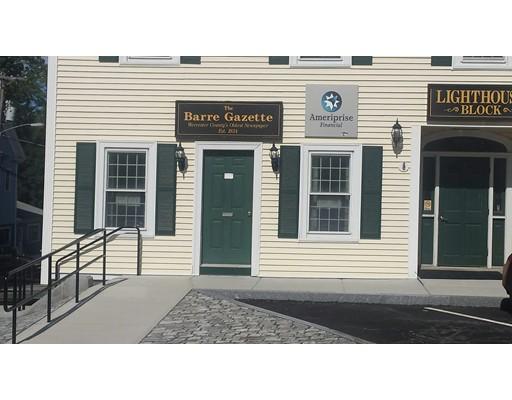 Коммерческий для того Аренда на 5 Exchange Street Barre, Массачусетс 01005 Соединенные Штаты