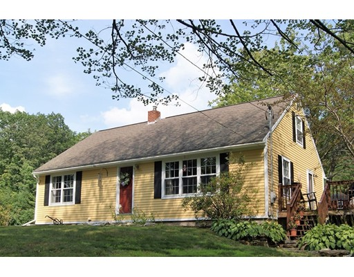 Casa Unifamiliar por un Venta en 182 Athol-Richmond Road 182 Athol-Richmond Road Royalston, Massachusetts 01368 Estados Unidos