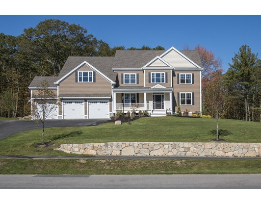 4 Hunters Ridge Way Lot 9, Hopkinton, MA 01748