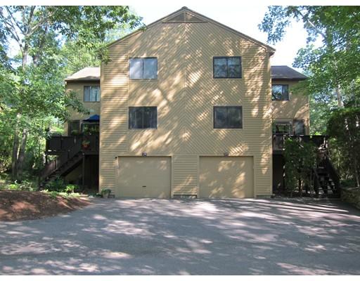 Appartement en copropriété pour l Vente à 177 Leland Farm Road Ashland, Massachusetts 01721 États-Unis