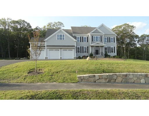 6 Hunters Ridge Way Lot 8, Hopkinton, MA 01748