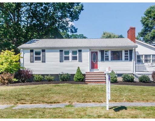 واحد منزل الأسرة للـ Sale في 3 Urban Street Billerica, Massachusetts 01821 United States