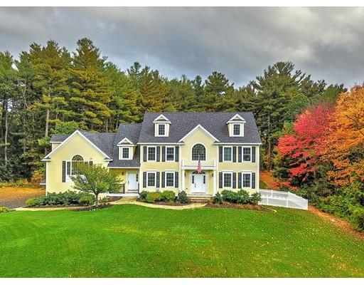 Maison unifamiliale pour l Vente à 36 Oriole Drive Andover, Massachusetts 01810 États-Unis
