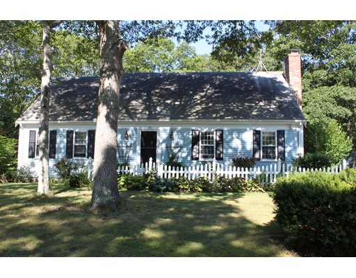 Single Family Home for Sale at 21 Bishops Terrace Barnstable, Massachusetts 02601 United States