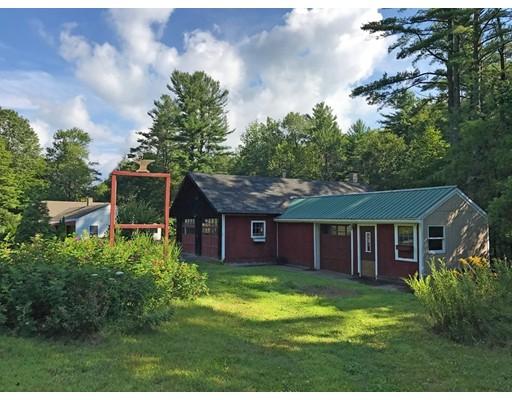 Single Family Home for Sale at 1063 Mohawk Trail 1063 Mohawk Trail Shelburne, Massachusetts 01370 United States