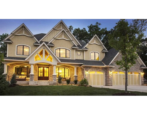 Maison unifamiliale pour l Vente à 11 Foxhollow Road 11 Foxhollow Road Hopkinton, Massachusetts 01748 États-Unis